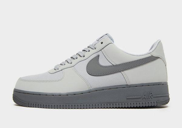 nike air force 1 grijs
