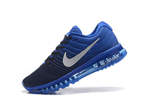 nike air max 2017 junior blauw