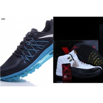 nike air max thea zwarte wolf grijs wit dames sneakers