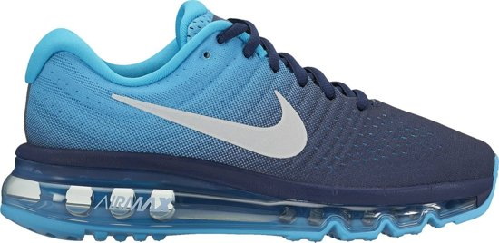 air max 2017 dames donkerblauw