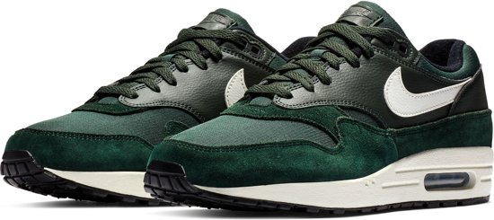 air max donker groen