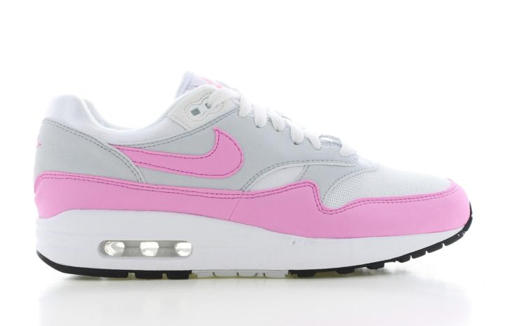 air max roze wit