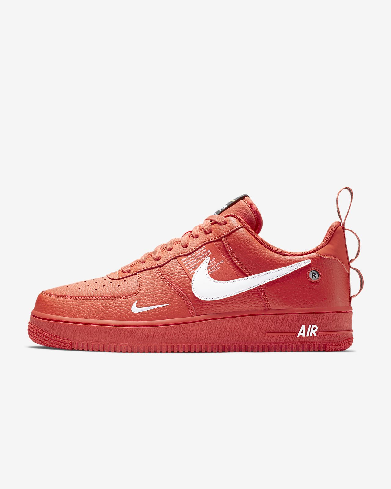 nike air force 1 07 lv8 utility white kinder