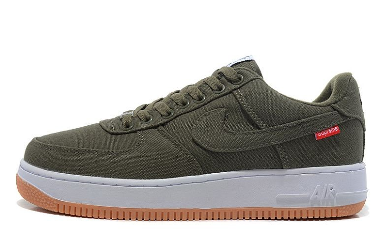 nike air force 1 canvas heren