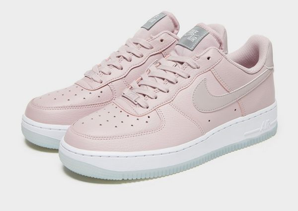 nike air force 1 low dames roze