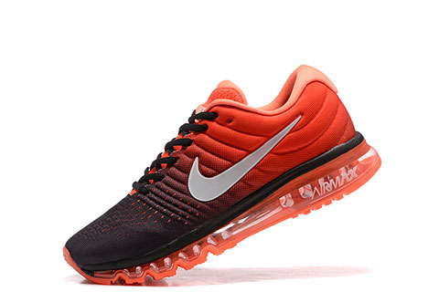 nike air max 2017 rood heren