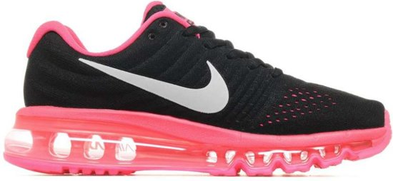 nike air max 2017 roze dames