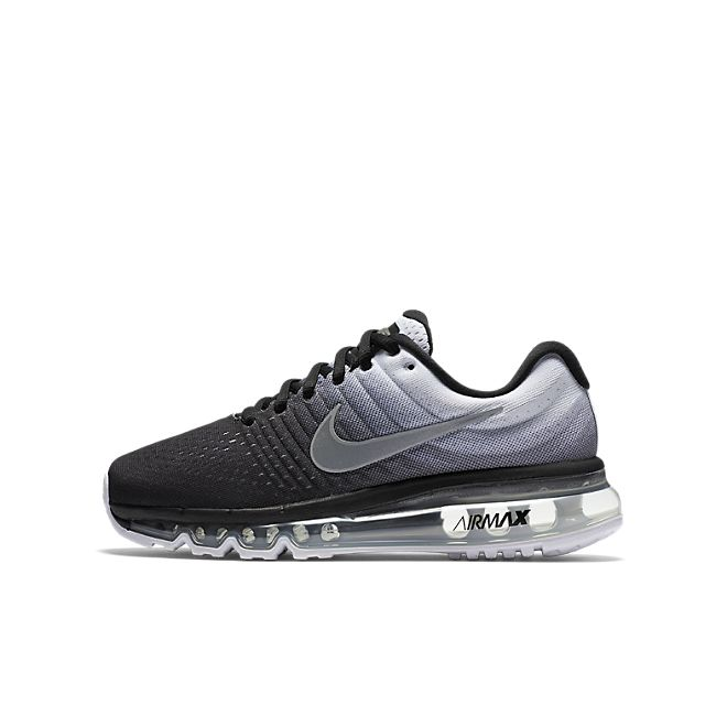 nike air max 2017 zwart junior