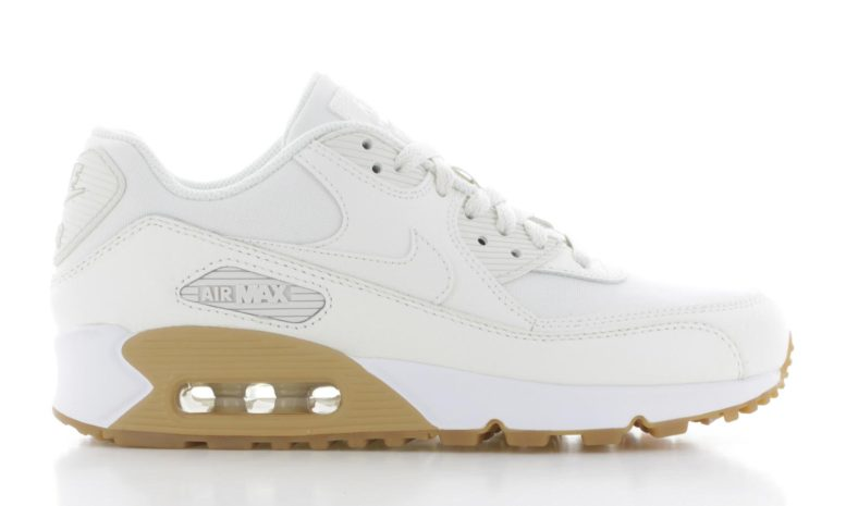 nike air max 90 dames wit zwart