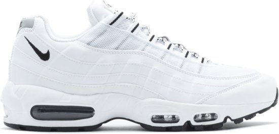 nike air max 95 white heren