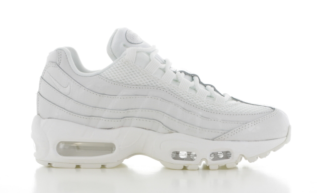 nike air max 95 wit dames sale