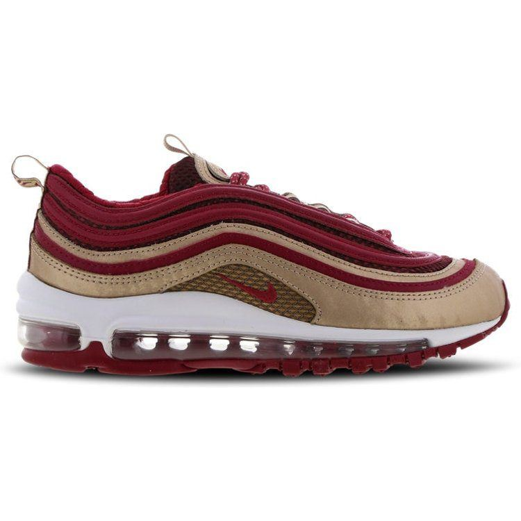 nike air max 97 dames red