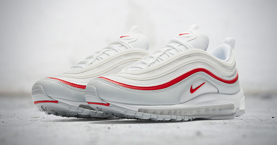 nike air max 97 donker rood