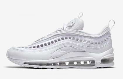 nike air max 97 ultra dames wit