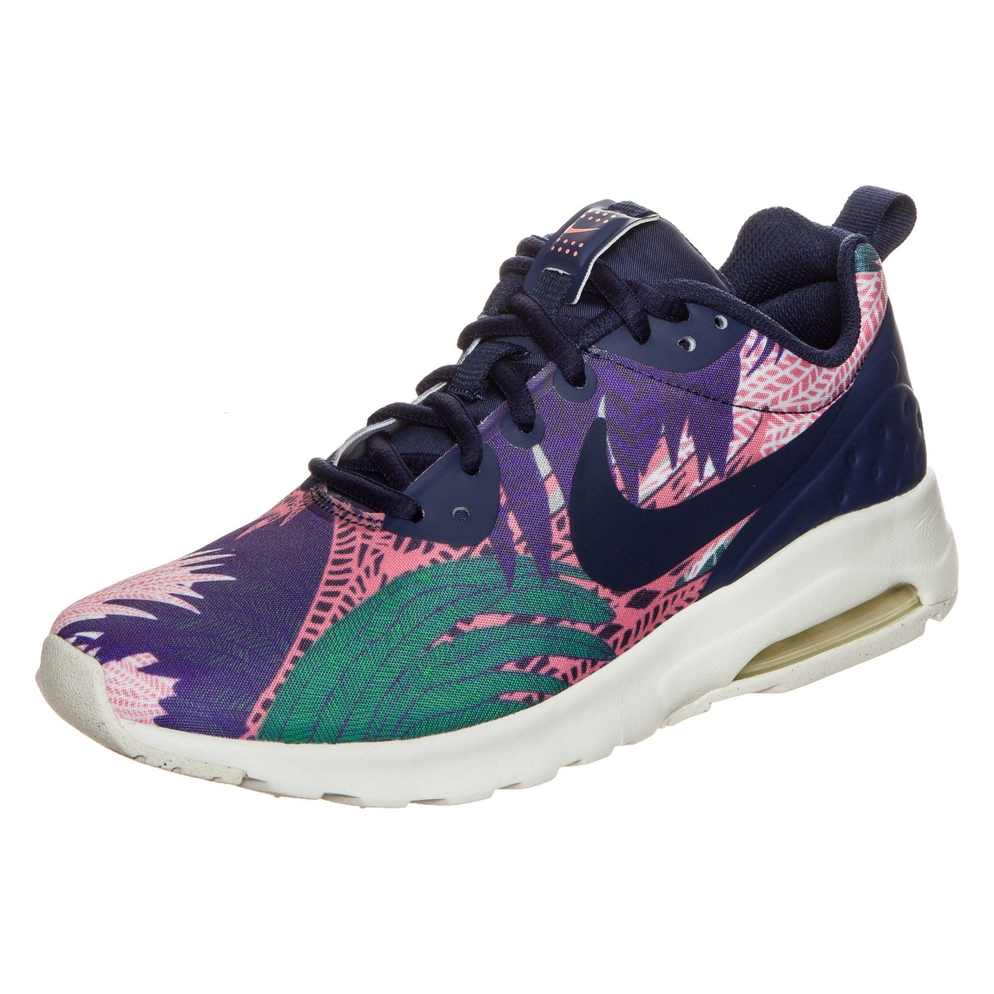 nike air max dames blauw