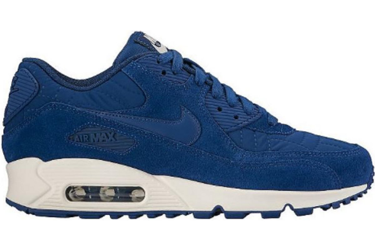 nike air max dames donkerblauw