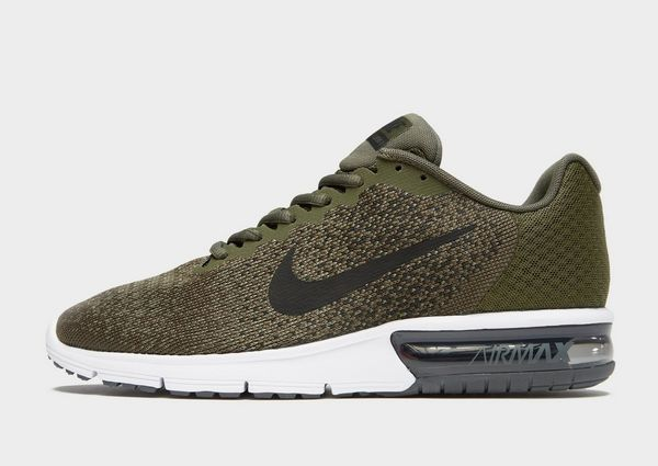 nike air max sequent 2 heren groen