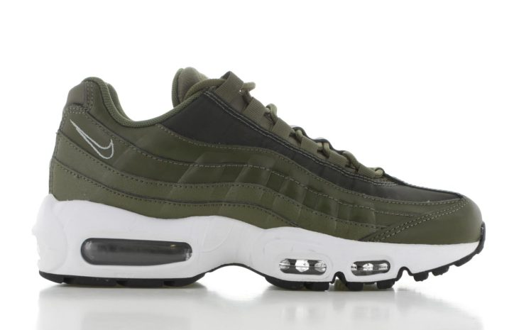 nike air max the groen