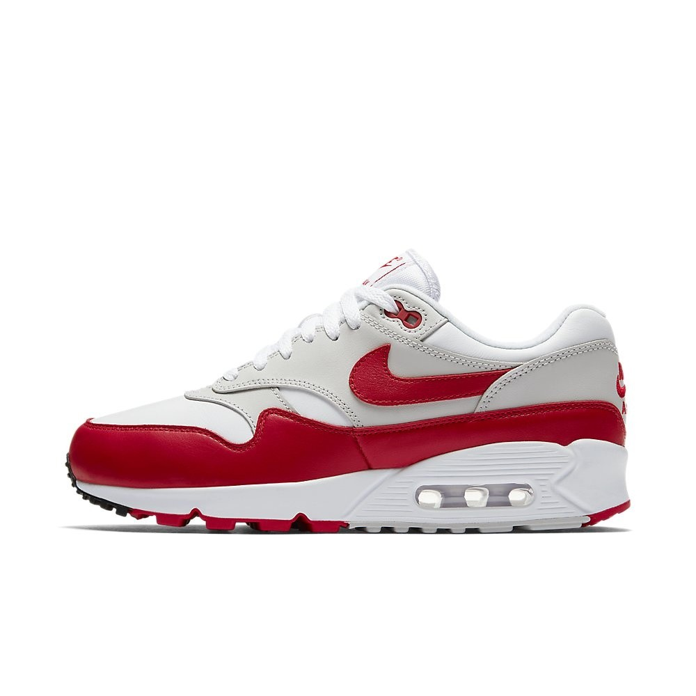 nike air max wit rood