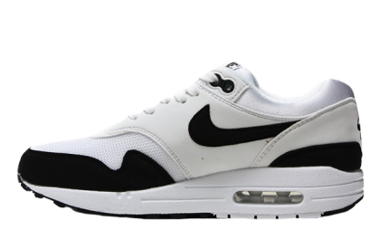 nike air max wit zwart
