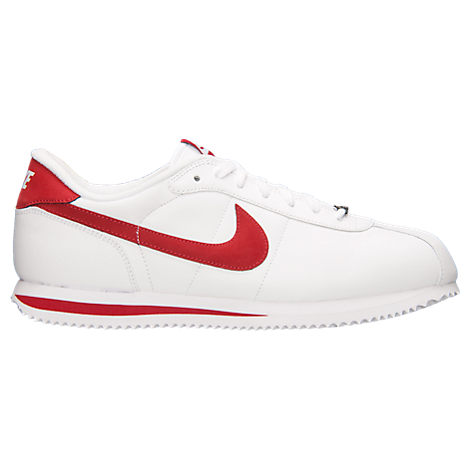 nike cortez rood wit